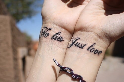 frases de amor tatuados