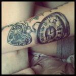 Tatuaje de la reina de Blancanieves