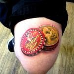 Tatuaje fonógrafo