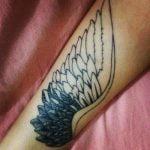Tatuaje del arcoiris