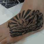 Tatuaje «I love you»