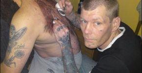 tatuajes caseros