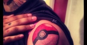 Tattoo Pokeball