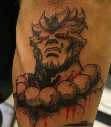 Akuma Tattoo