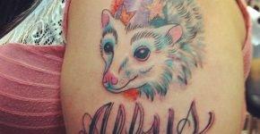 Albus Tattoo
