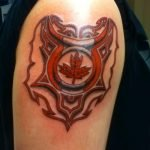 Tatuajes de signos de interogación