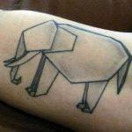 Tetris Tattoo