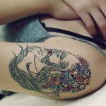 Tatuaje del Señor de los Anillos