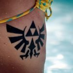 Tatuaje de un totem