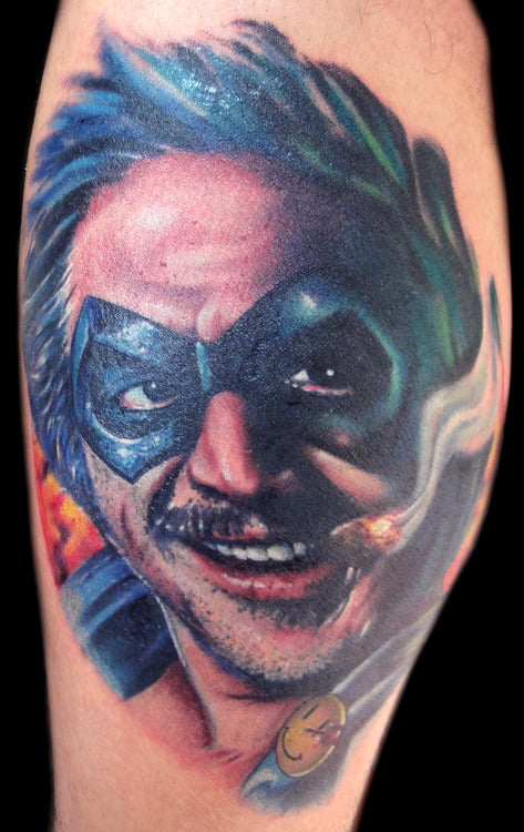 Tatuajes Watchmen