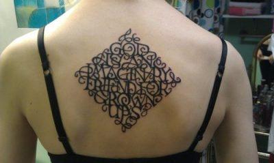 Tatuaje ateista
