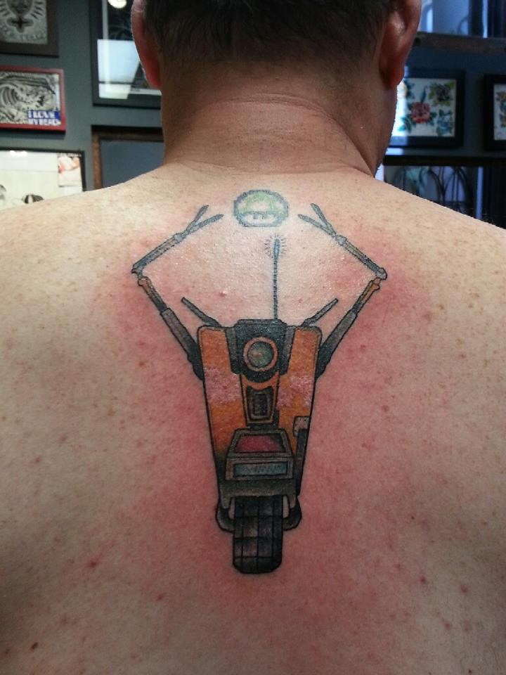 tatuajes borderlands 2