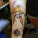 Tatuaje Kurt Vonnegut en el pie