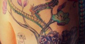 tatuajes de serpientes