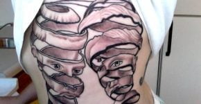 tatuajes obras de arte