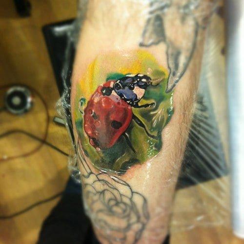 Tattoo bug
