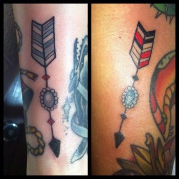 Arrows tattoos