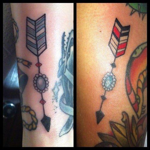 Arrows tattoos