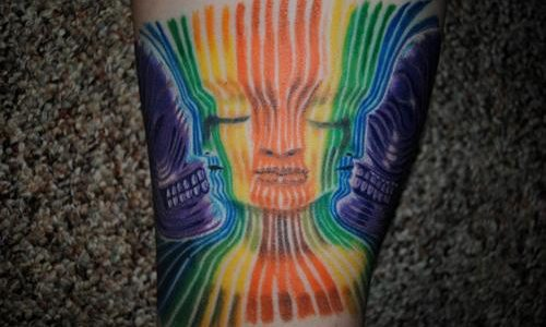 Tatuajes por Alex Grey