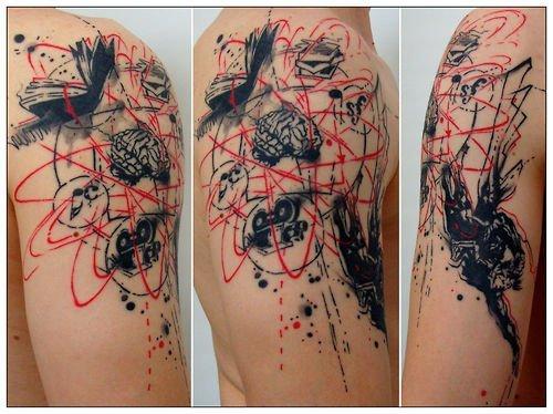 Tatuaje atómico
