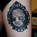 Tatuaje de Mozart Amadeus