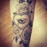 Tatuaje del dios Ganesha
