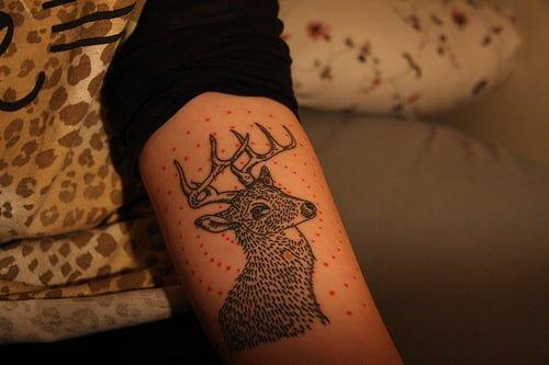 dee tattoo