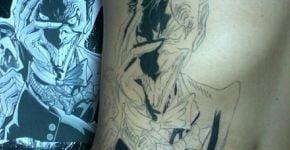 Tatuaje el Guasón