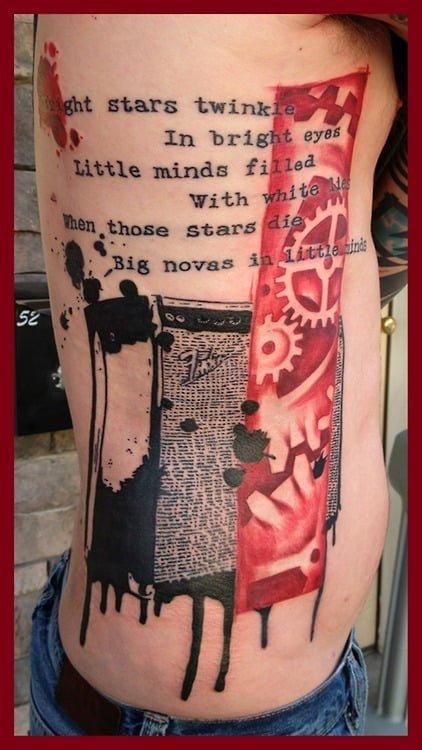 tatuajes en cuerpo entero