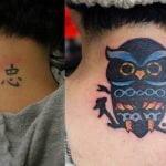 Tatuaje de un globo aerostático y un corazón