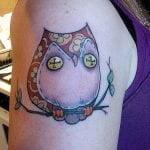 Múltiples tatuajes y sus significados