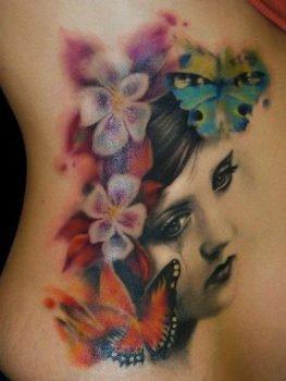 Tatuajes de retratos