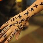 Tatuaje hoja en otoño
