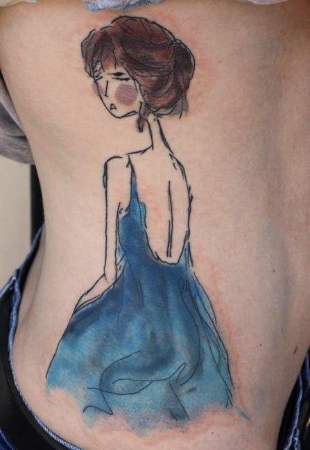 Tatuajes HANZ ZARATE
