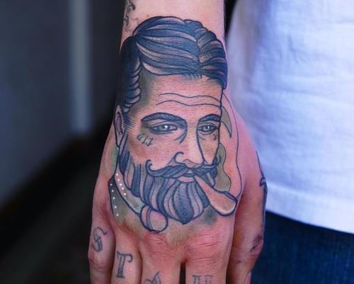 Tatuajes por Anna Enola