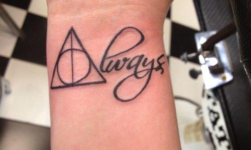Harry Potter tatuajes fans