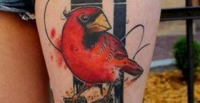 Lukasz Bam tattoos