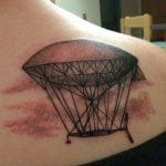 Tatuaje de una espiga