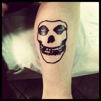 Misfits Tatuaje