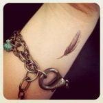 Tatuaje calavera en antebrazo