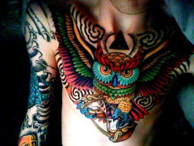 Significado de Tatuajes (B)