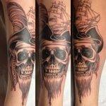 Ewok tatuado
