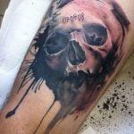 Tatuaje Never Give Up