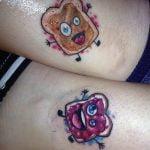 Tatuaje comic clásico