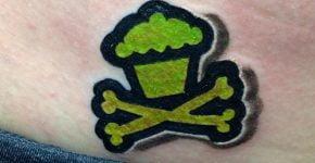 Tatuaje Muffin