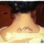 Tatuaje serpiente y águila