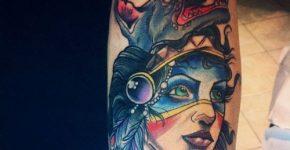Fede Galdangelo tattoos
