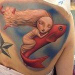 Tatuaje de un prisma
