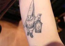 gnome tattoo