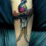 Tatuaje enfermera de Silent Hill